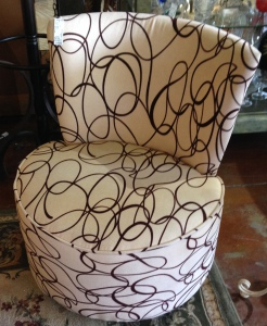 Swirly Chair